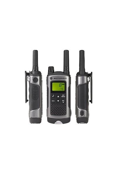 Motorola TLKR-T80 Pmr El Telsizi ( Pil Ve Şarj Dahil )