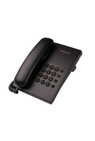 Panasonic KX-TS 500 Masa Telefonu Siyah