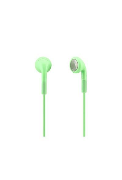 Qapaq Kulaklık İphone Yeşiluz244434009343