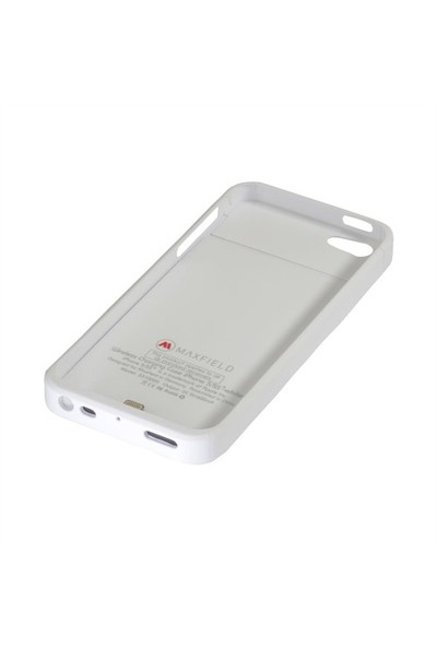 Maxfıeld Wıreless Chargıng Case İphone 5/5S-White
