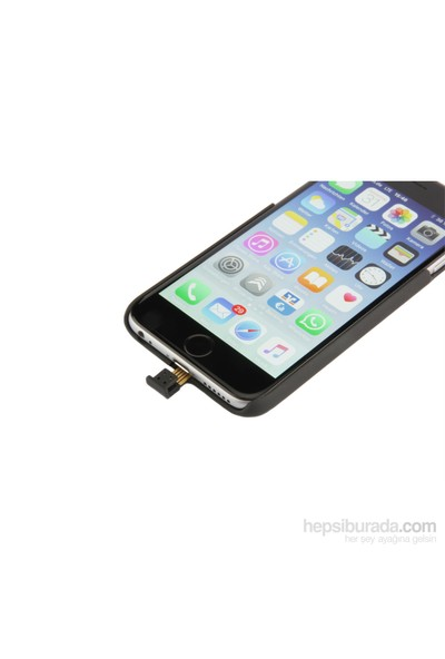 Maxfıeld Wıreless Chargıng Case İphone 6 Plus-Black