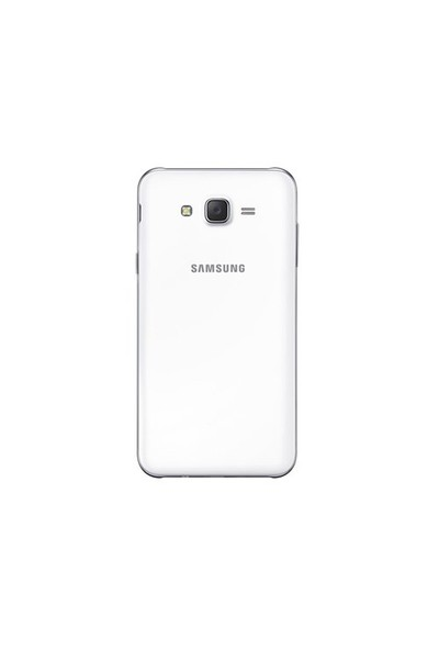 Teleplus Samsung Galaxy J7 Arka Pil Batarya Kapak Beyaz