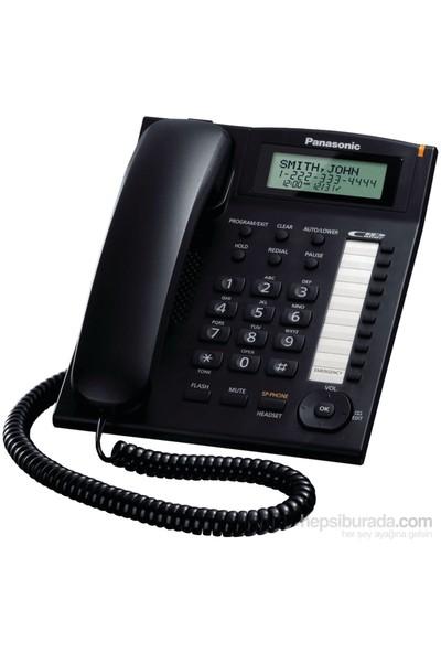 Panasonic Kx-Ts 880B Siyah Kablolu Telefon