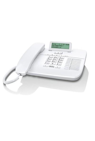 Gigaset DA710 Masaüstü Telefon Beyaz