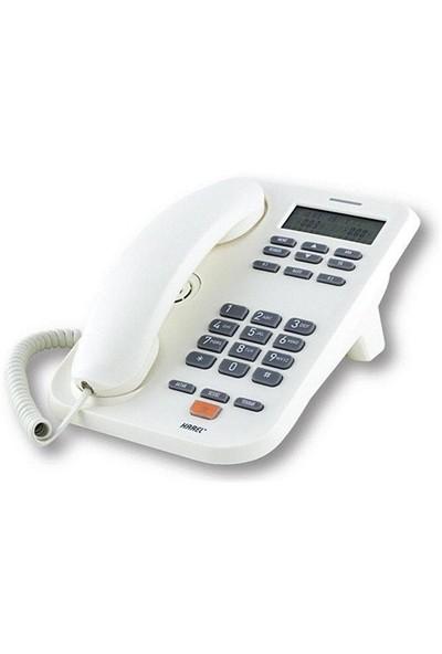 Karel NT11A Masa Telefonu Beyaz