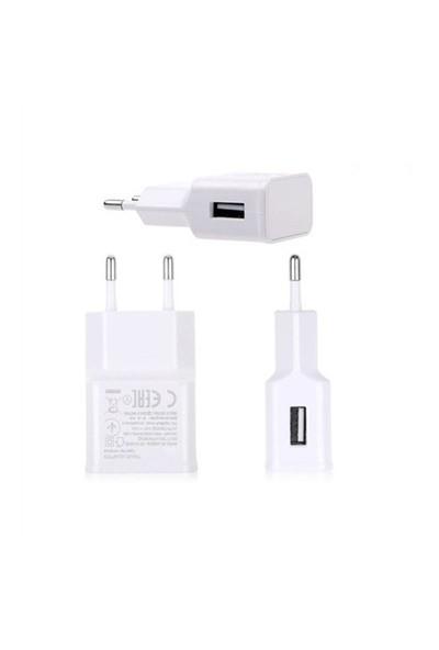 Sfm Samsung Şarj Cihazı + Micro Usb Kablo