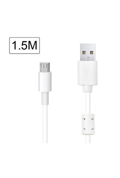 Sfm High Speed Micro Usb Kablo 1.5Mt. Beyaz