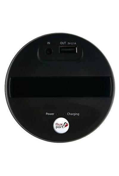 FluxPort Car Cup Araç İçi Kablosuz Şarj Platformu