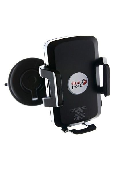 FluxPort Car Hug Araç İçi Kablosuz Şarj Platformu