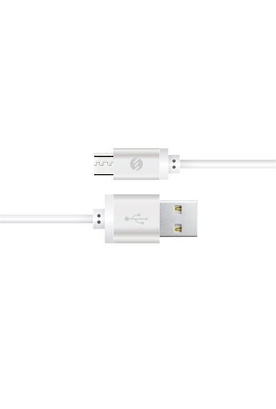 S-Link Swapp Sw-C500 Micro Usb Akıllı Telefonlar Lüks 2A Data Ve Şarj Kablosu