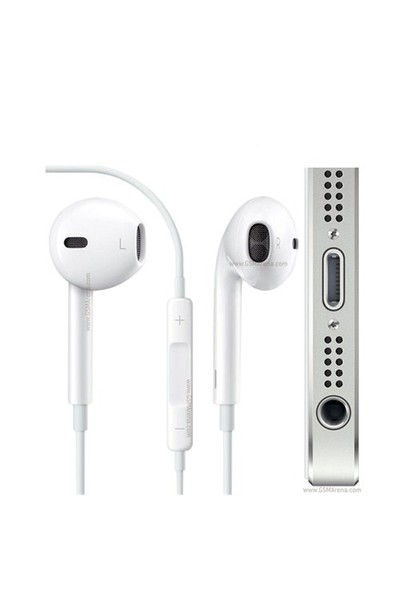Case 4U Apple iPhone 5/6/6Plus/iPad/iPod Mikrofonlu Kulaklık