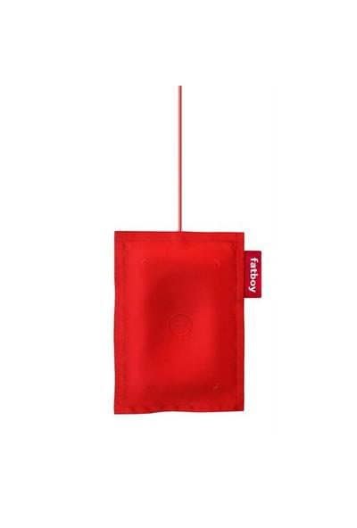 Nokia DT-901 Fatboy Kablosuz Şarj Cihazı Kırmızı
