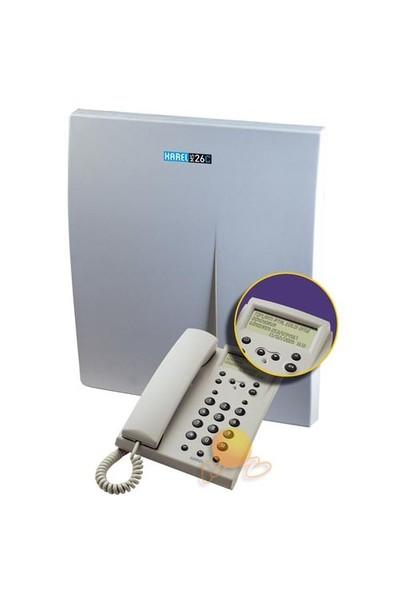 Karel MS38C 4 Harici / 8 Dahili Abone Kapasiteli Telefon Santrali
