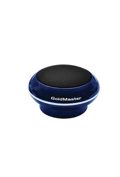 Goldmaster Mobile 50 Mini Cep Hoparlörü Mavi