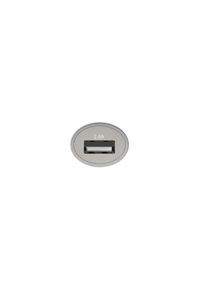 Lityus Araç Şarj Cihazı + Micro Usb Kablo (Siyah) - AKLCCS0201