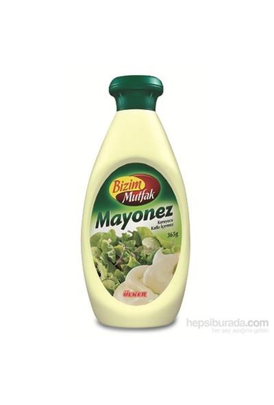 Ülker Bizim Mutfak Mayonez Pet Şişe 365Gr ( 1 Adet ) kk