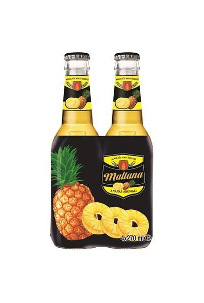Ülker Maltana Ananas 4x270 ml