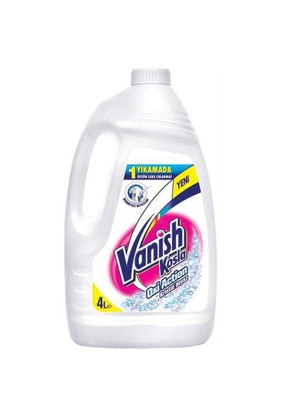 Vanish Kosla Sıvı Beyaz Leke Çıkarıcı 4 lt