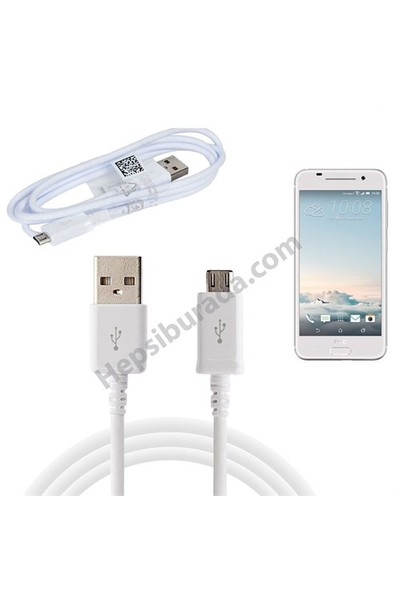 Fonemax Htc Micro Usb Data Ve Şarj Kablosu