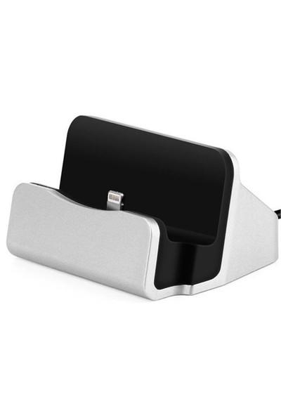 Coverzone İphone 5 5S 5Se 6 6 Plus Masaüstü Şarj Dock