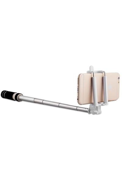 Addison AD-S30 Kablolu Siyah Selfie Çekim Çubuğu