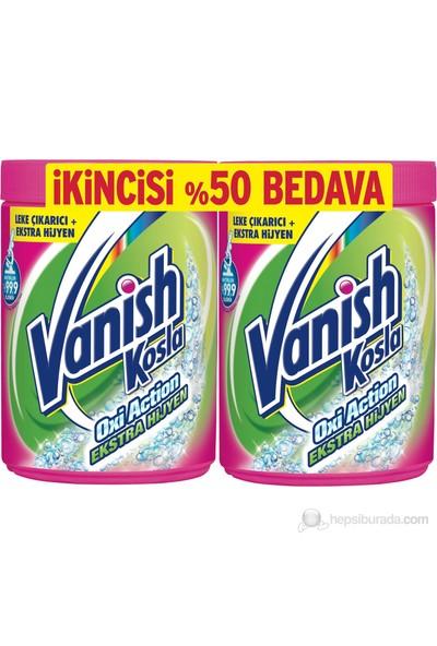 Vanish Kosla Oxi Leke Çıkarıcı Ekstra Hijyen 2 gr X 940 2.´si %50 İndirimli kapattık