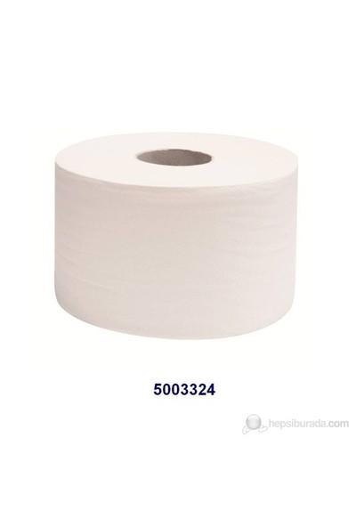 Focus Mini Jumbo Tuvalet Kağıdı - 150 m - Çift Katlı - 12 Rulo