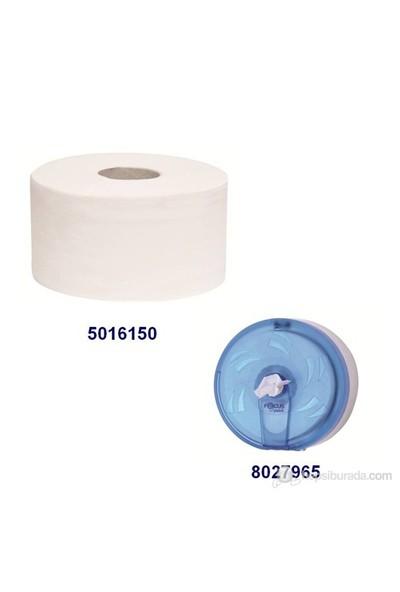 Focus Point İçten Çekmeli Tuvalet Kağıdı - Çift Katlı - 12 Rulo