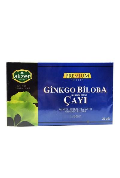 Akzer Ginkgo Biloba Çayı