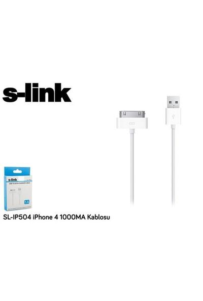 S-Link Sl-Ip504 İphone 4 1000Ma Kablosu