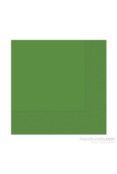 KullanAtMarket Yeşil Kağıt Peçete 20 Adet