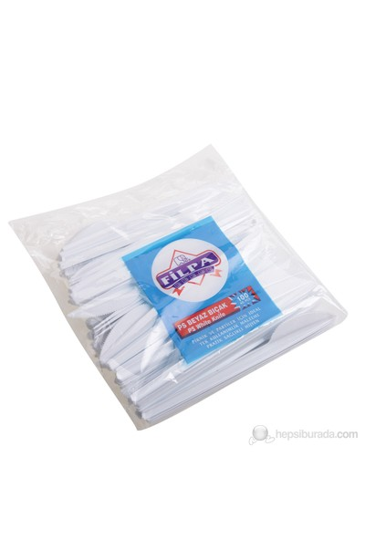 Filpa Plastik Bıçak Ekonomik 100 'lü x 20 Paket = 1 Koli