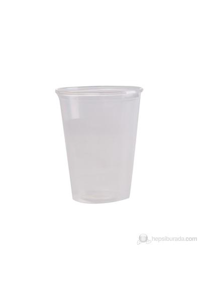 Filpa 400 ml Plastik Bardak 50 Adet = 1 Paket