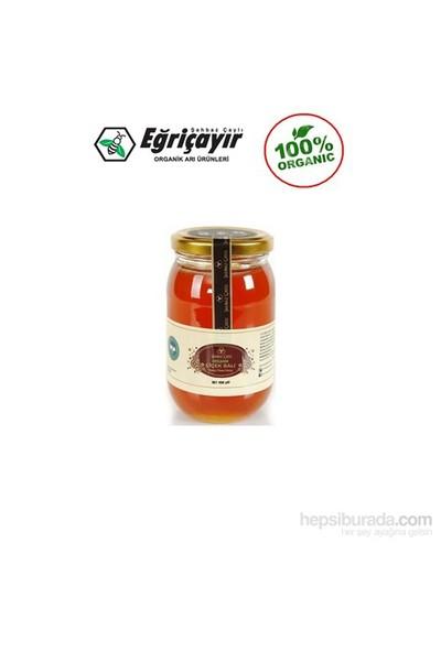 Eğriçayır Şahbaz Çaylı Organik Çiçek Balı 450 gr