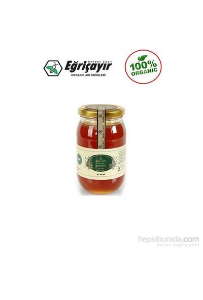 Eğriçayır Şahbaz Çaylı Organik Çam Balı 450 gr