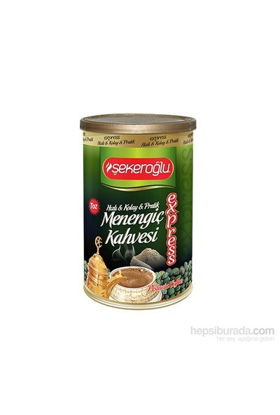 Şekeroğlu KAFFKA Menengiç Kahvesi (Ekspres) 250 gr X 3 Adet