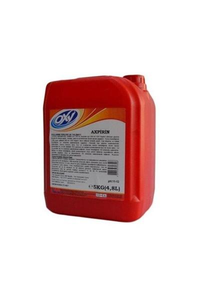 Bayerkimya Oxy Axpirin Çok Amaçlı Temizlik Ve Leke Çıkarıcı Beyaz Mucize 5 Kg