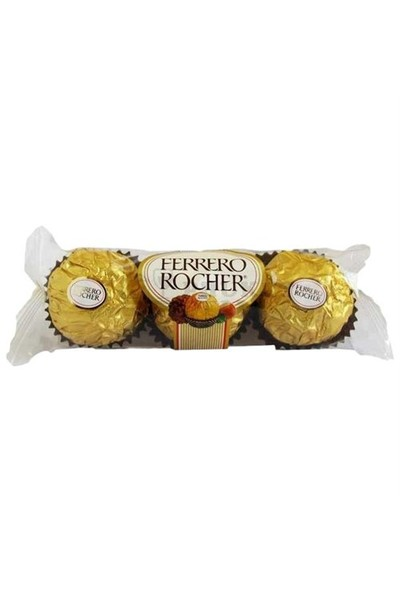 Rocher Ferrero 3 Lü Ambalaj