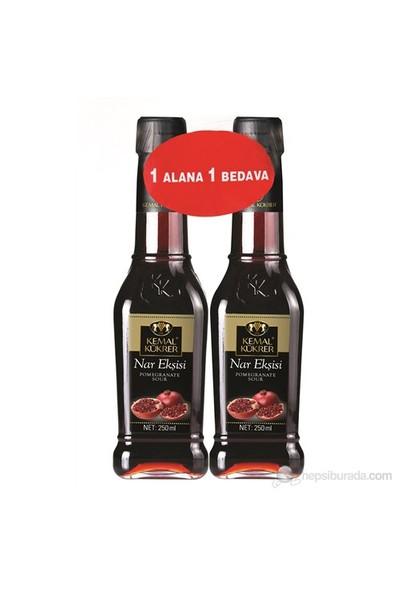 Kemal Kükrer Nar Ekşisi Cam Promo - Pack 2 'li 250+250 ml