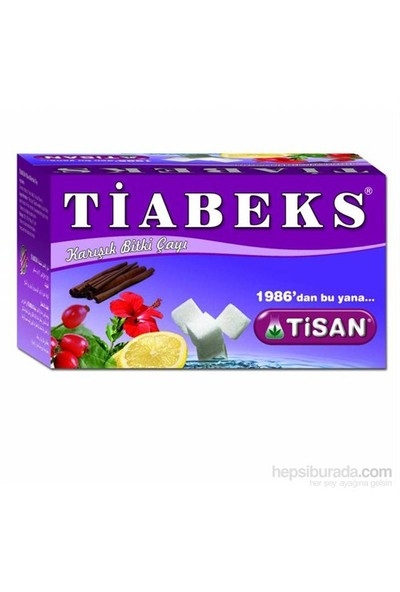 Tisan Tiabeks Çayı