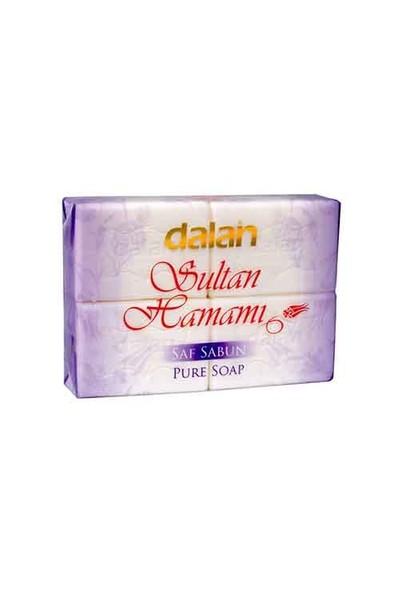 Dalan Sultan Hamamı Banyo Sabun 4 X 170 Gr
