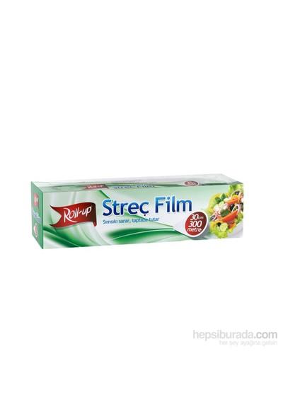 KullanAtMarket Roll-Up Streç Film 30 Cm X 300 M 1 Adet