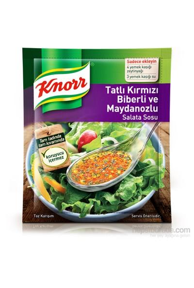 Knorr Salata Sosu Tatlı Kırmızı Biberli Ve Mayda 50 gr