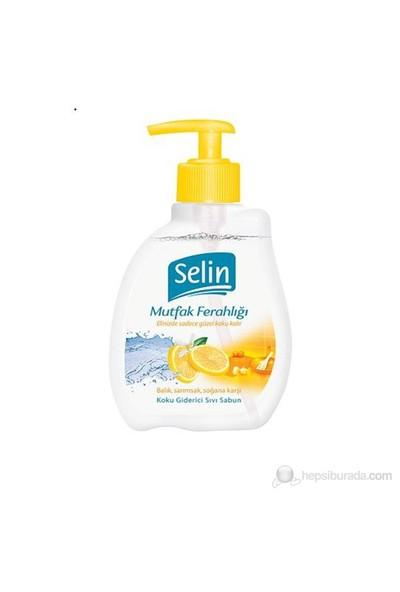 Selin Koku Giderici Sıvı Sabun 300 ml