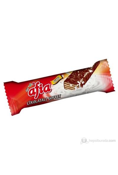 """""""Afia Çikolatalı Gofret 35 gr*24 adet """""""