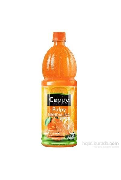 Cappy Meyve Suyu Pulpy Mandalina Pet 1 Lt