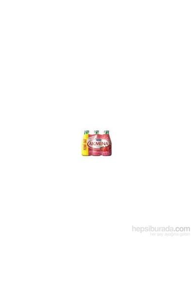 Akmina 6 X 200 Ml Maden Suyu B+ Kirmizi Meyveler