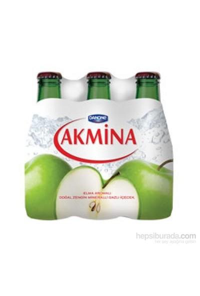 Akmina 6 X 200 Ml Maden Suyu Elma