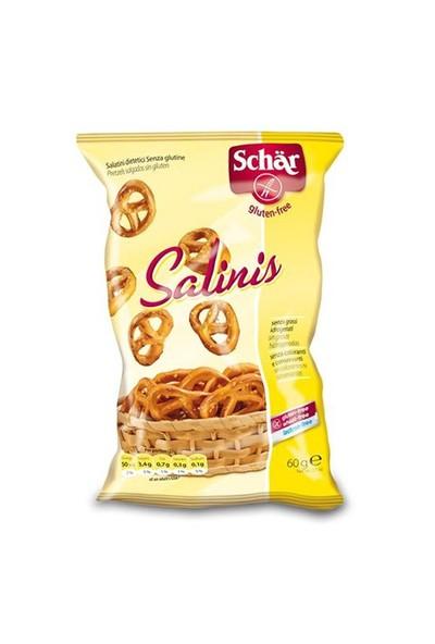 Schar Salinis 60 Gr - Glutensiz Tuzlu Halka Kraker