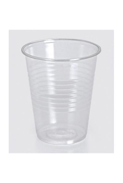 Space Cup Tek Kullanımlık Plastik 180 Cc Kullan At Bardak 3000 Adet